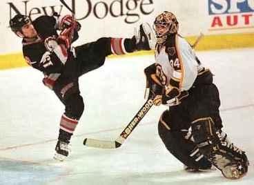 infortunio Hockey