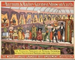 barnum-bailey-show